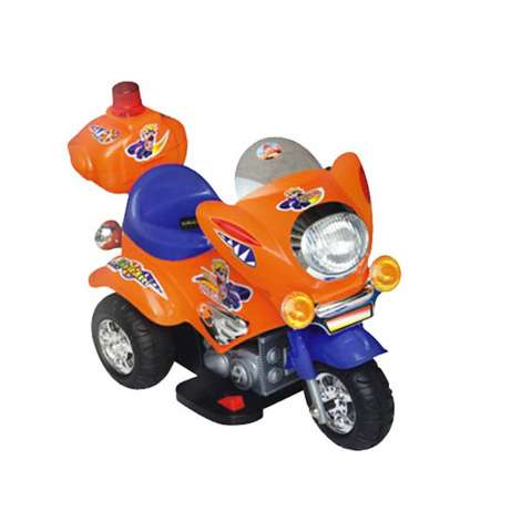 Moto Eléctrica POLICE 12W