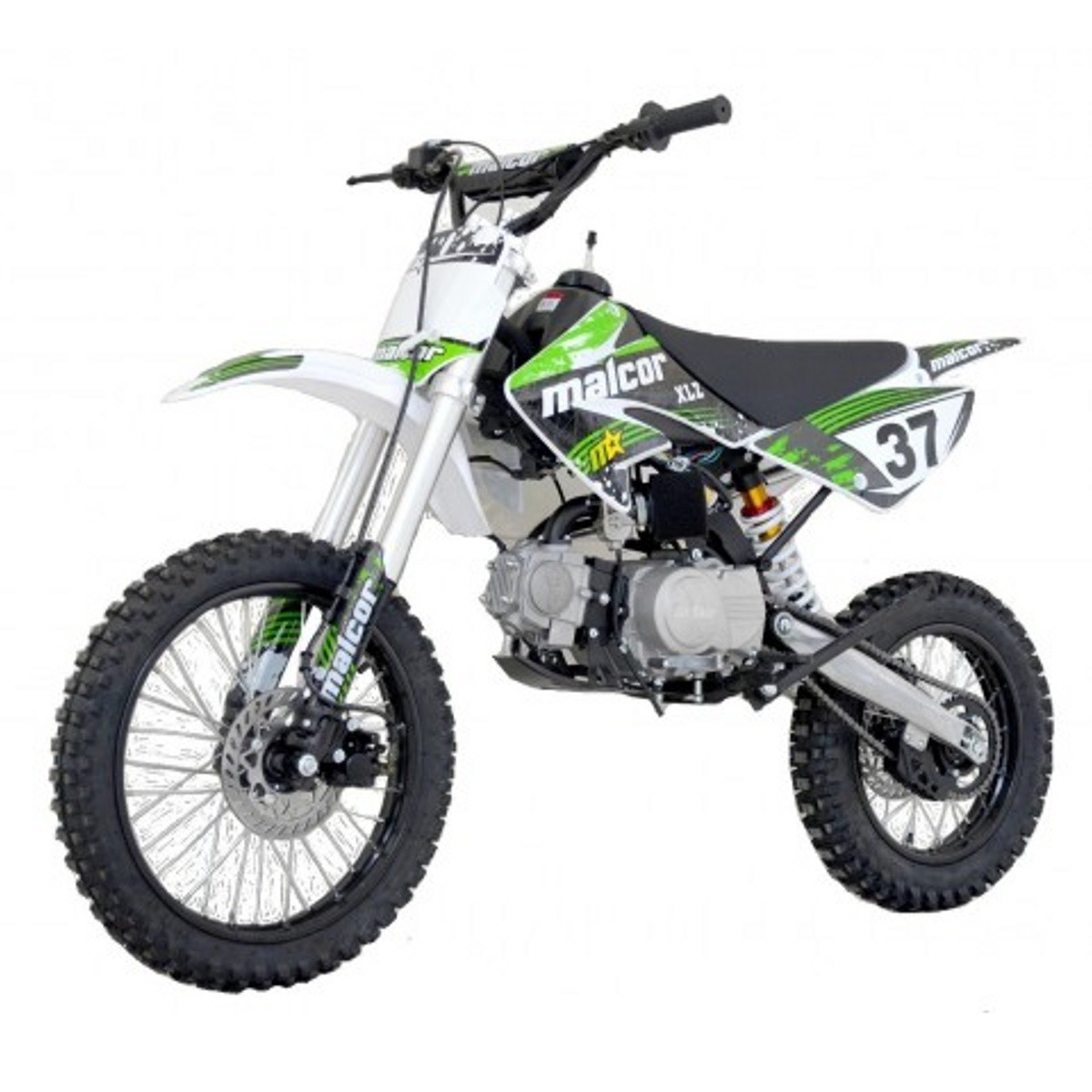 motocross 125cc xlz mid size pit bike baratas. Black Bedroom Furniture Sets. Home Design Ideas