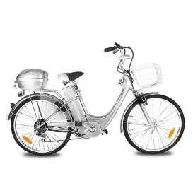 """Bicicleta E-GO CITY 250W 26"""""""