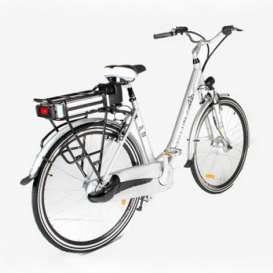 "Bicicleta E-GO CITY F2 250W 28"" 3M Nexus"