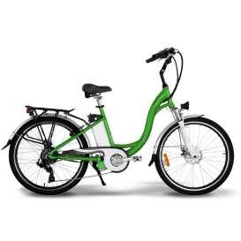 """Bicicleta E-GO CITY OSLO 250W 26"""""""