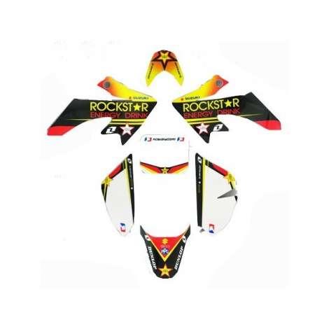 Adhesivos Pitbike Rock Star CRF50/CRF70