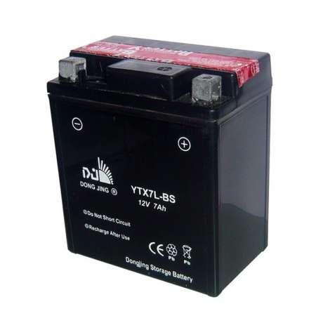 Bateria 12V 7Ah YTX7L-BS