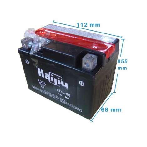 Bateria 12v 3ah