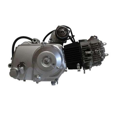 Motor 125cc con marcha atrás
