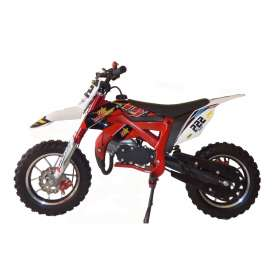 mini Moto 49cc Cross Malcor XZ 222