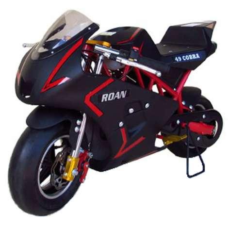 miniMoto 49cc pocket Bike COBRA V2
