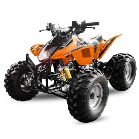 Quad 125cc Cross Grizzly Semi Automatico