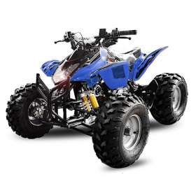 Quad 125cc Cross Grizzly Semi Automatico