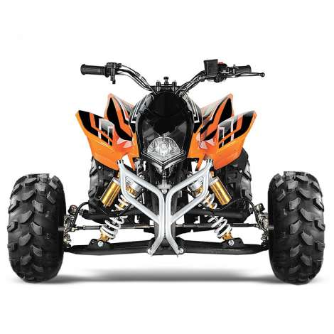 Quad 125cc Cross Grizzly Automatico