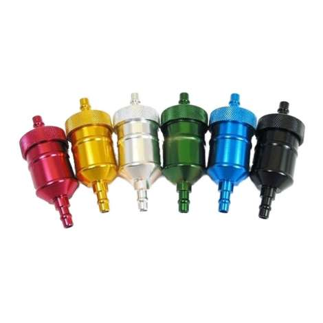 Filtro Gasolina CNC