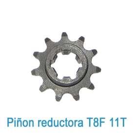 Piñón salida reductora T8F 11T 14mm