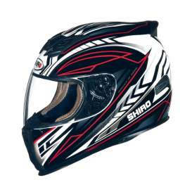Casco integral SHIRO Motion Kids