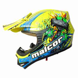 Casco infantil SHIRO Piston Kids