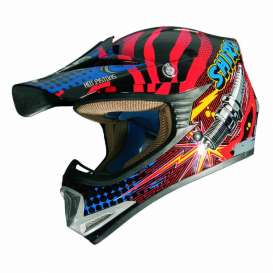 Casco de cross infantil SHIRO MX Rockid