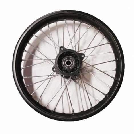 "Llanta pit bike 14"" SDG trasera"