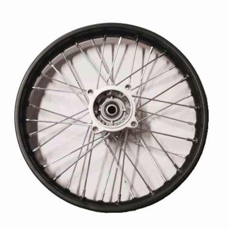 "Llanta delantera pit bike 14"" SDG"