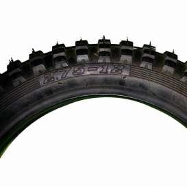 "Neumatico delantero pit bike eco 2.75-12"""