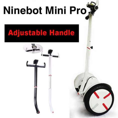 Barra ajustable Ninebot mini pro