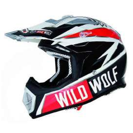 Casco Carbono SHIRO WILD WOLF