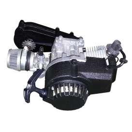 Motor miniMoto 49cc V3 Reductora Larga