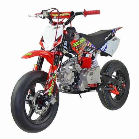 Rebel Master Kid Motard 110cc