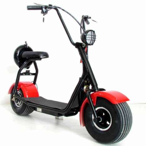 Moto electrica Chopper 800W 48V