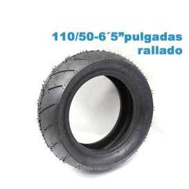 Neumatico 110-50-6.5 Tubeless