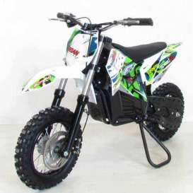 miniMoto Cross electrica 800w