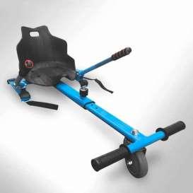Silla Kart Hoverboard Led