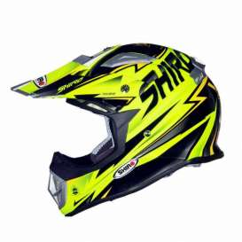 Casco Thunder MX912 Carbono Shiro