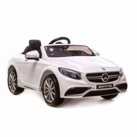 Coche Eléctrico Mercedes AMG S63