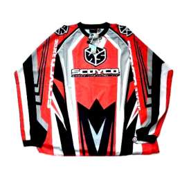 Camiseta Cross Scoyco Adulto