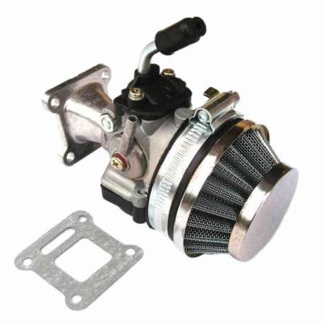 Kit Carburador 15 mm Completo