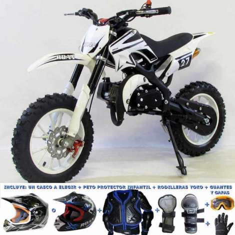 miniMoto Cross Orion 27 49cc