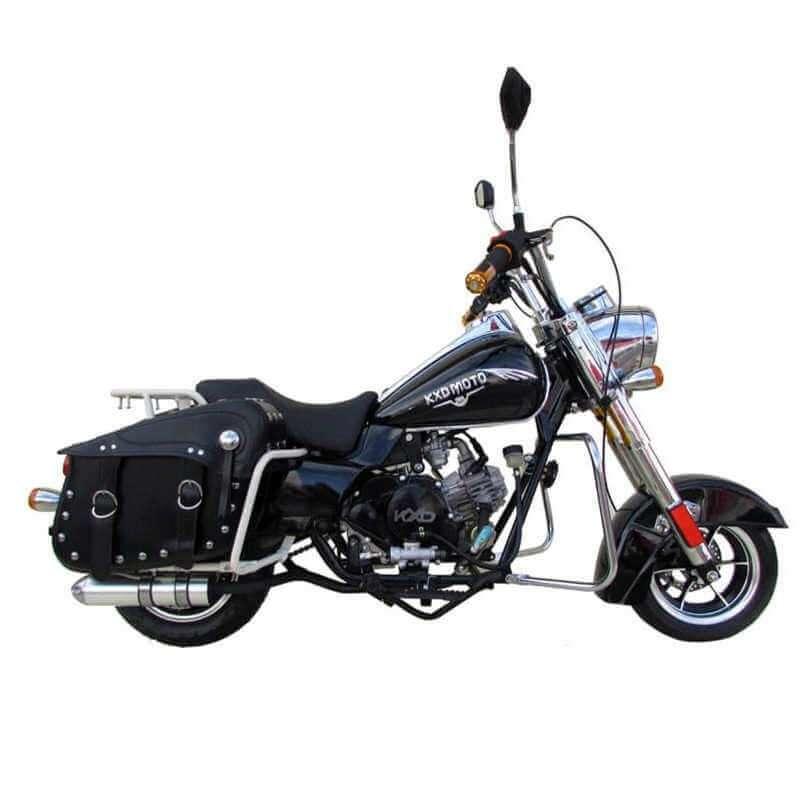 minimoto chopper 50cc 4 tiempos tipo harley moto infantil. Black Bedroom Furniture Sets. Home Design Ideas