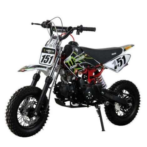 Pit Bike Roan KID 90cc Cross Auto