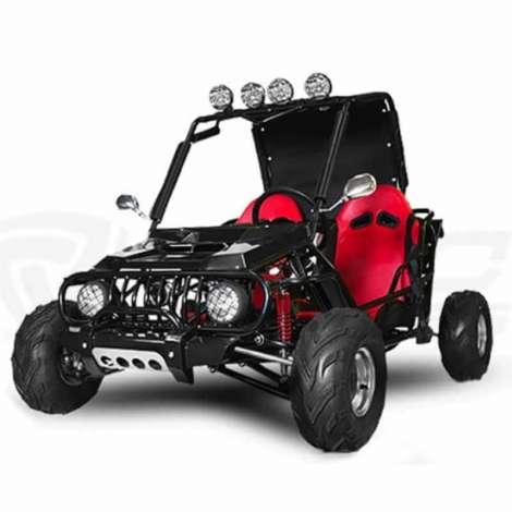 Buggy 125cc semi-auto R6