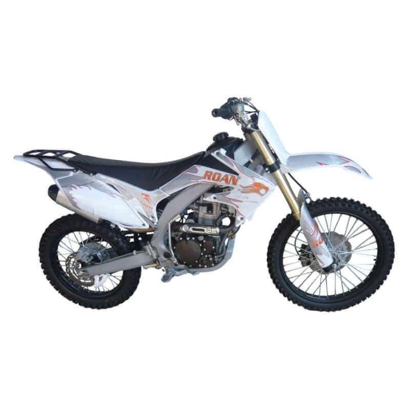 Pit Bike 250 cc Roan Fire Cross 25CV es mejor que una imr