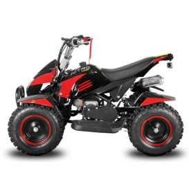 miniQuad COBRA 49cc R6 E- Start