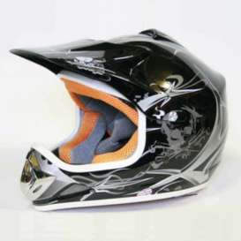 Casco Cross Infantil Nitro