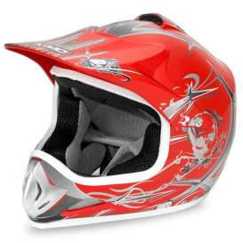 Casco Cross Infantil Nitro Mate