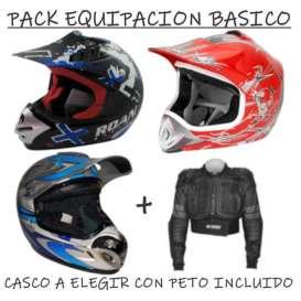 Pack equipacion infantil Basico