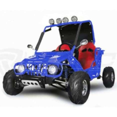 Buggy 125cc auto marcha atras R7