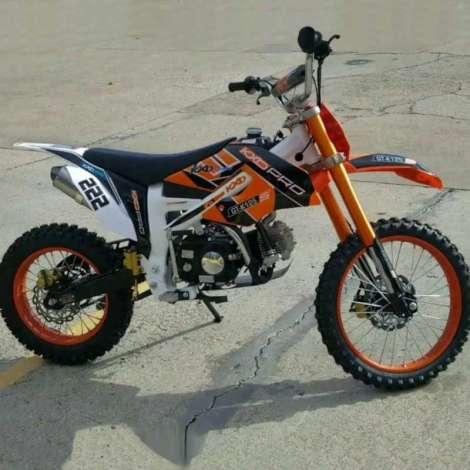 pit Bike 125cc XL 222 17-14