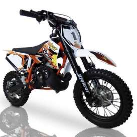 miniCross Malcor KTM 49cc AIRE