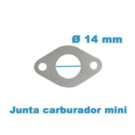 Junta carburador mini 49cc