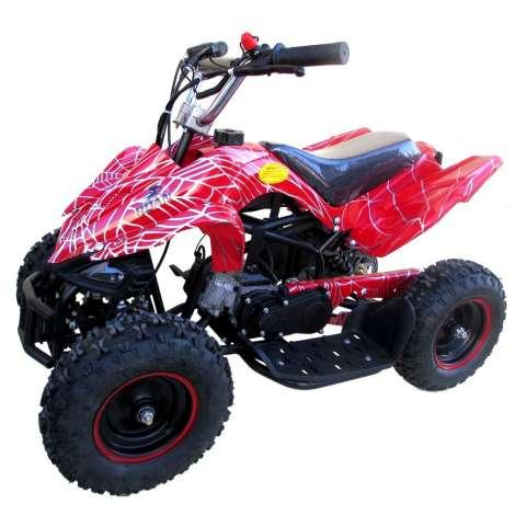 miniQuad PANTER SPIDER 49cc
