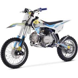 pit Bike Dorado DK125 14-12