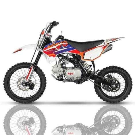 Pit Bike 125cc IMR KRZ TT 17-14